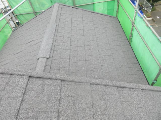 変換 ~ 飯能市 屋根カバー工事 外壁塗装工事 施工後 (7)