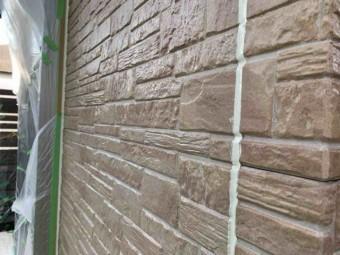 入間市 外壁塗装 下塗り (7)