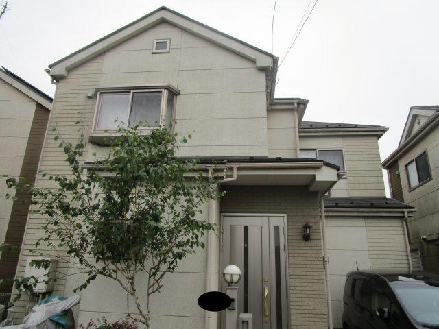 所沢市 北秋津 屋根カバー、外壁塗装 現地調査 (31)