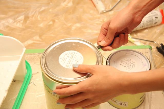 水性塗料 溶剤系塗料 特徴