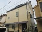 所沢市和ケ原 屋根カバー工事、外壁塗装、ベランダ防水工事 施工後