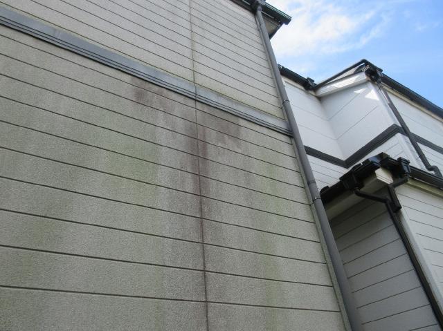 無機成分配合のフッ素樹脂塗料でフレッシュな外壁塗装 入間市