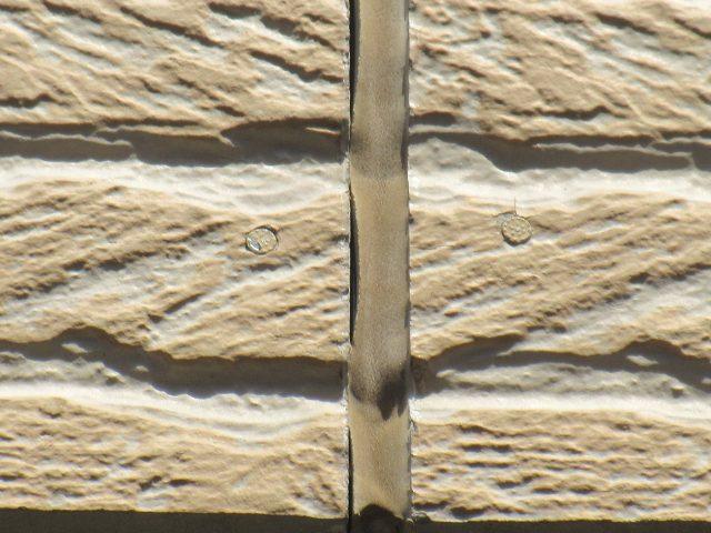 所沢市東所沢 屋根カバー、外壁塗装 外壁コーキングの劣化 (7)