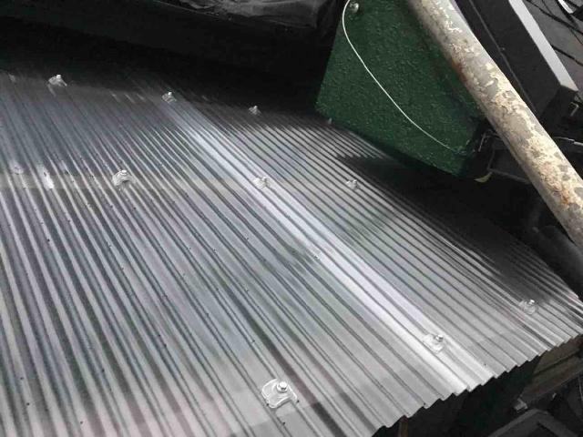 変換 ~ 飯能市 屋根カバー 外壁塗装 波板交換 (3)