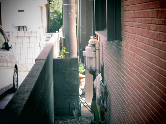 変換 ~ 入間市 屋根カバー 外壁塗装工事 現地調査 (17)