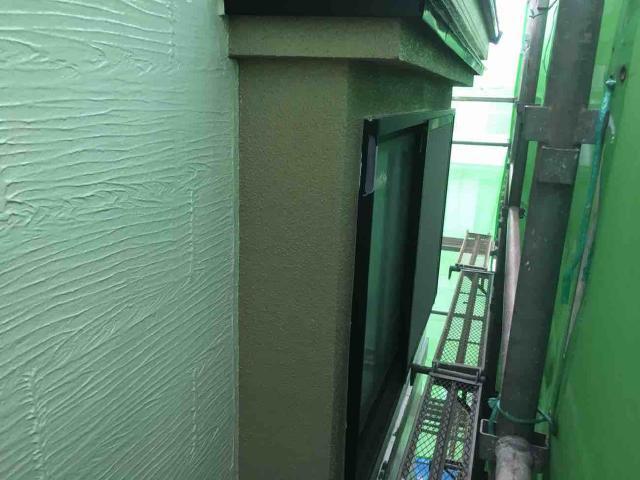 変換 ~ 飯能市 外壁塗装 ガイソーウォールフッ素4FⅡ (2)
