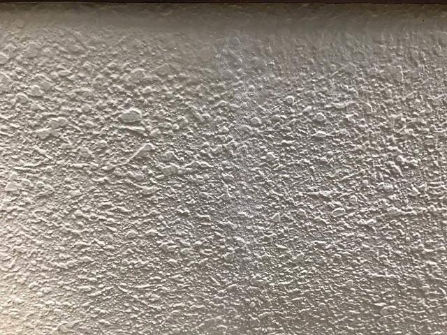 所沢市北野南 屋根カバー、外壁塗装工事 クラック(ひび割れ)補修