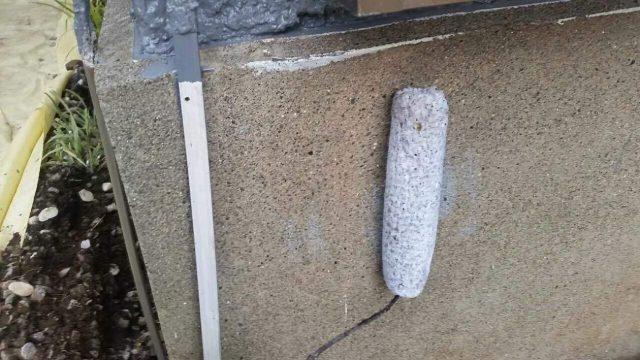 所沢市東所沢 外壁塗装作業 (1)