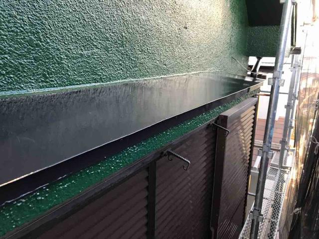 変換 ~ 飯能市 屋根カバー 外壁塗装 施工後 (1)