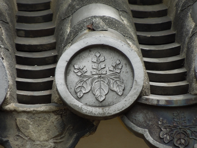 コラム 歴史的建造物 姫路城 瓦