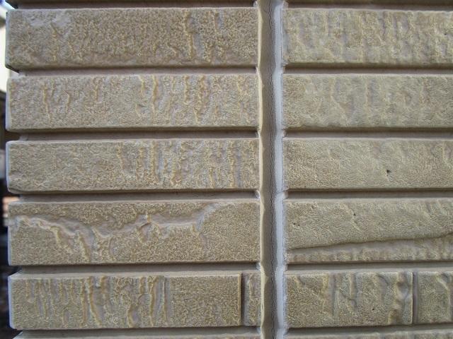 狭山市広瀬 屋根・外壁塗装 ベランダ防水 現地調査 目地コーキングの劣化