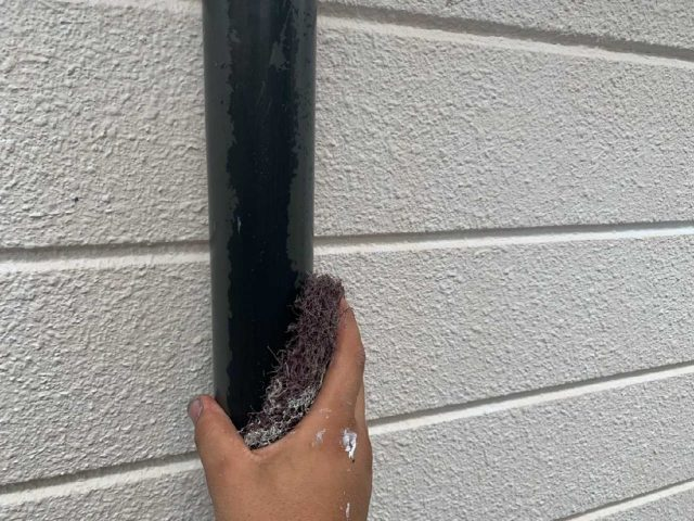 狭山市広瀬台狭山市広瀬台 屋根・外壁塗装 付帯部 雨樋塗装 ケレン 屋根・外壁塗装 付帯部 雨樋塗装 ケレン