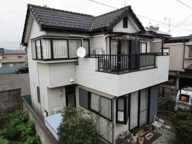 所沢市 屋根塗装 外壁塗装 現地調査 (52)