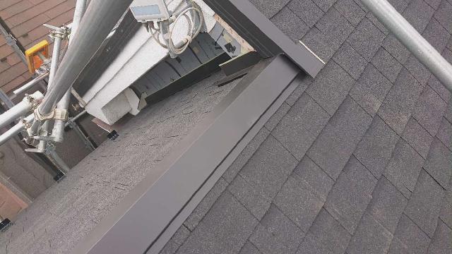 変換 ~ 飯能市 屋根カバー 外壁塗装 オークリッジ施工 (5)