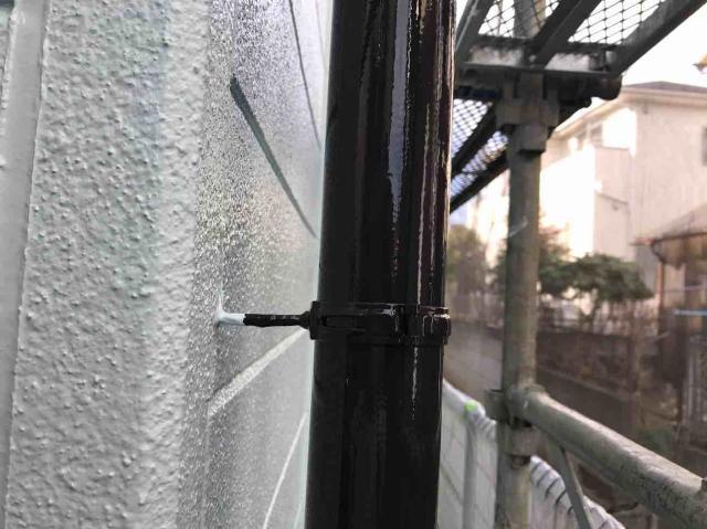 変換 ~ 入間市 屋根カバー 外壁塗装 付帯部塗装 (9)