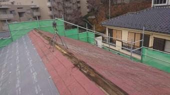 所沢山口 施工事例 屋根カバー