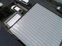 所沢市 東所沢 屋根塗装 外壁塗装 施工後