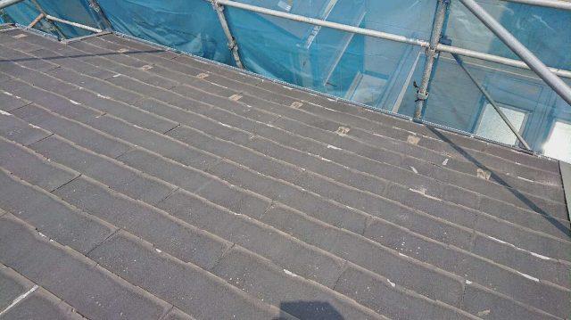 所沢市 東所沢 劣化したスレート屋根