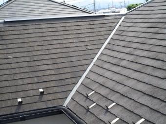 入間市スレート屋根
