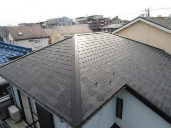 屋根カバー 施工前