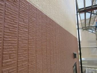 狭山市広瀬 外壁塗装 施工後
