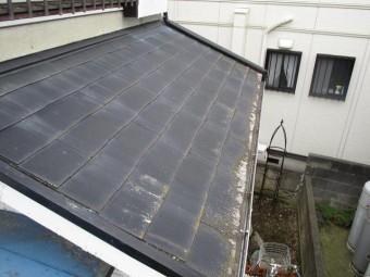 既存下屋根