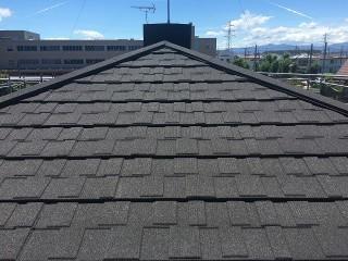 施工後屋根1