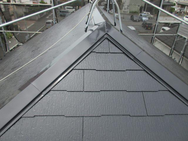 屋根塗装 フッ素
