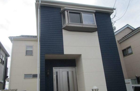 所沢市 北秋津 屋根リフォーム 外壁塗装 フッ素樹脂塗料施工