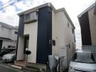 所沢市 北秋津 屋根カバー 外壁塗装 ベランダ防水工事 施工後