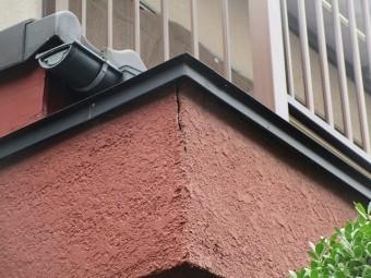 所沢市 松郷 セキスイかわらU葺き替え 外壁塗装 施工前