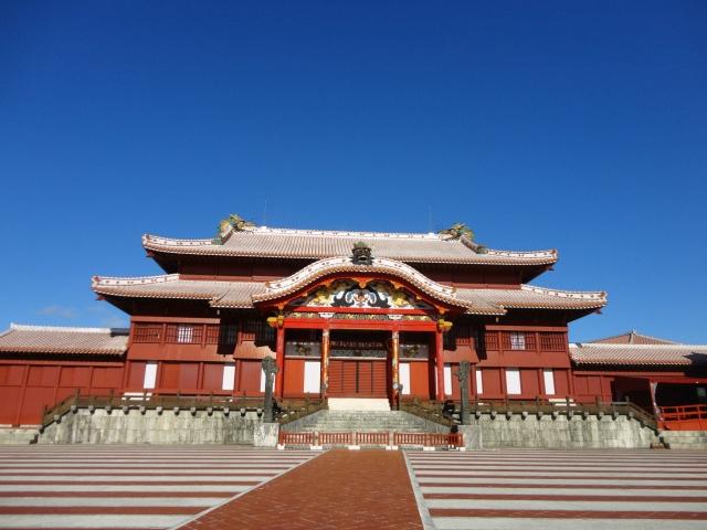 首里城の琉球赤瓦の秘密
