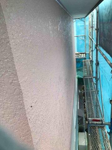 狭山市笹井 屋根カバー、葺き替え工事 外壁塗装2