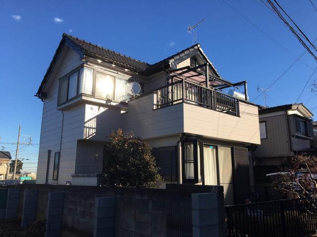 変換 ~ 所沢市 屋根塗装 外壁塗装 施工後 (4)