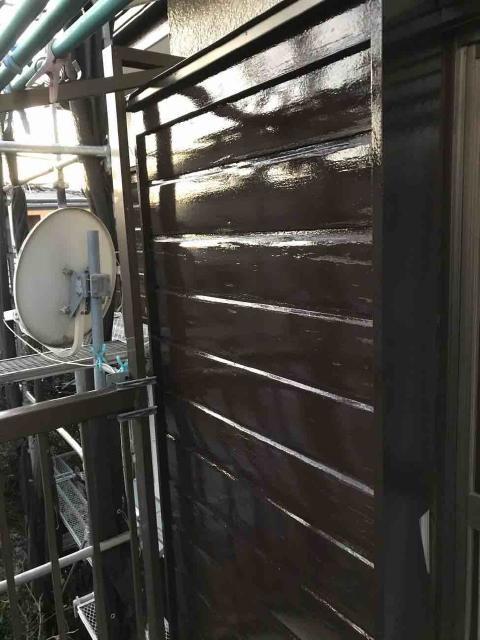 変換 ~ 所沢市 屋根葺き替え 雨樋交換 付帯部塗装 (1)