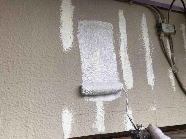 所沢市北中 外壁塗装