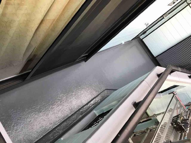 変換 ~ 入間市 屋根カバー 外壁塗装 ベランダ防水工事 (2)