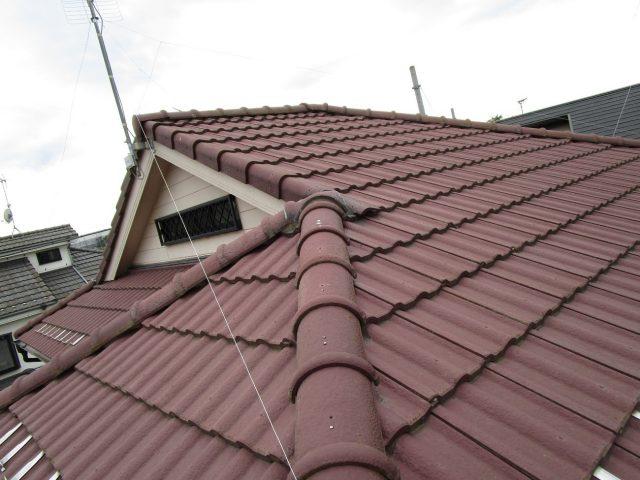 狭山市広瀬台 屋根・外壁塗装 現地調査 (23)