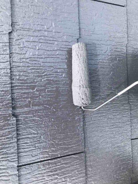 入間市 屋根塗装 無機塗料 (9)