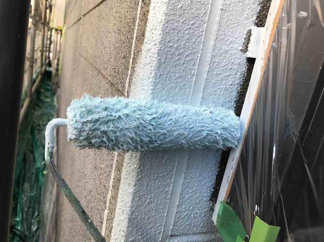 変換 ~ 入間市 屋根カバー 外壁塗装 (2)