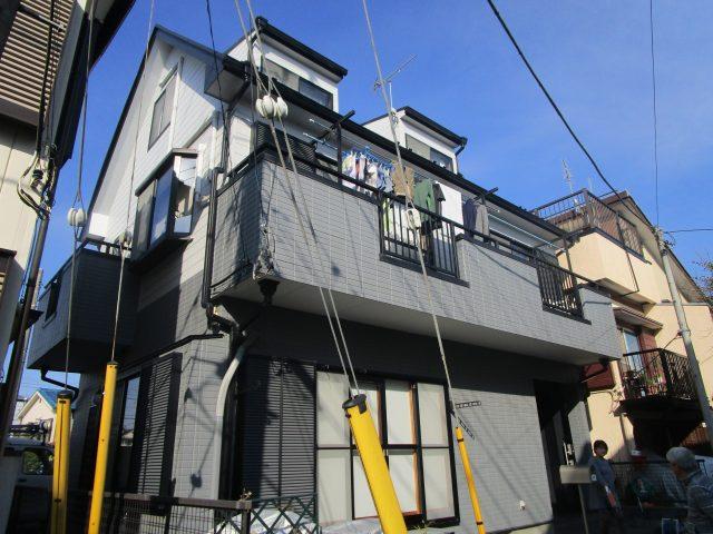入間東藤沢 現場調査