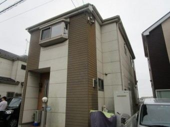 所沢市 北秋津 屋根リフォーム 外壁塗装工事 現場調査 (51)
