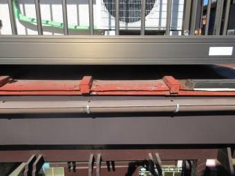 狭山市笹井 屋根カバー、葺き替え工事 外壁塗装 下屋根 瓦棒屋根