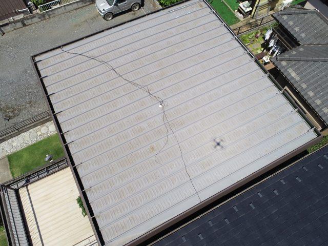 所沢市 東所沢 屋根塗装 外壁塗装 施工前