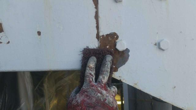 変換 ~ 所沢市 屋根葺き替え サイディング工事 付帯部塗装 (6)