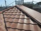 東京都東大和市 屋根葺き替え、外壁塗装工事 施工事例 ルーガ (7)