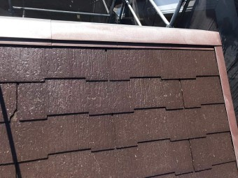 狭山市広瀬 屋根・外壁塗装 ベランダ防水 高圧洗浄作業2