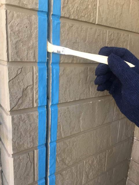 変換 ~ 入間市 屋根カバー 外壁塗装 コーキング打ち替え (3)