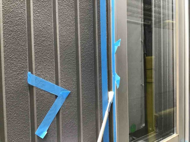 狭山市南入曽 屋根塗装・外壁塗装 シーリング打ち替え (3)