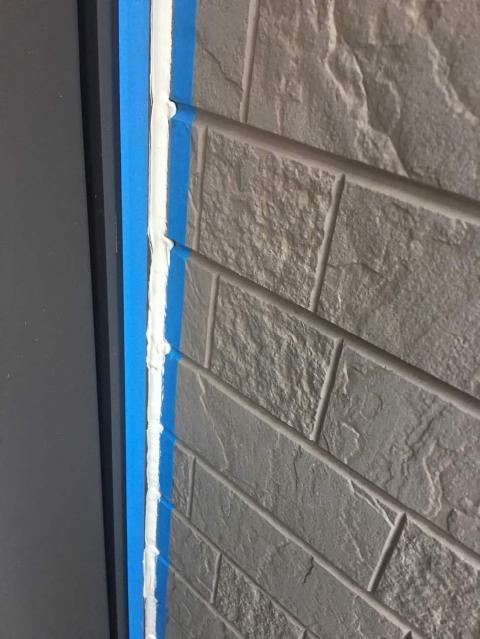 変換 ~ 入間市 屋根カバー 外壁塗装 コーキング打ち替え (4)